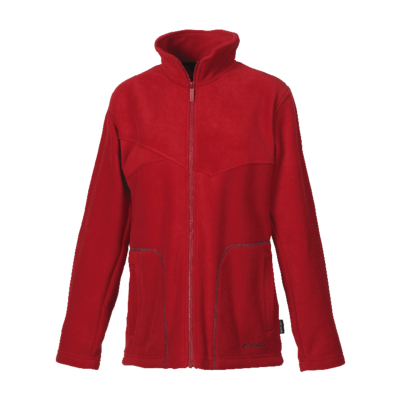 FLEECE JACKA WNS K555 RED