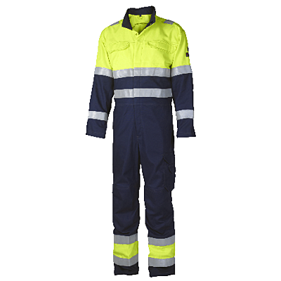 OVERAL 847 FR/WL/AS/HIVIS MARI