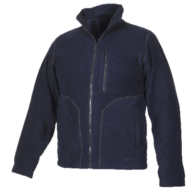 FLEECE JACKA K934 MARIN