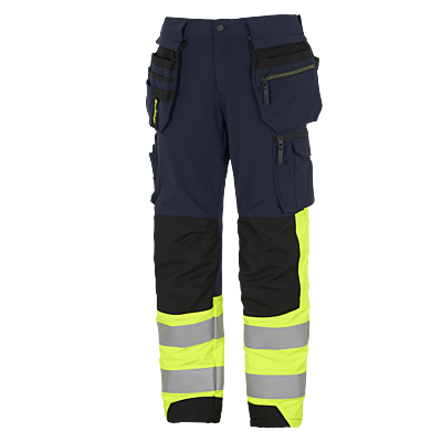 THS TOOL POCKET TROUSERS, 4-WAY STRETCH, CLASS 1