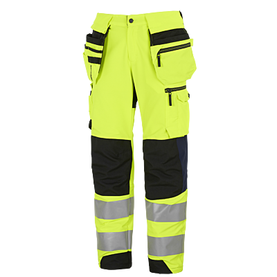THS TOOL POCKET TROUSERS, 4-WAY STRETCH, CL 2