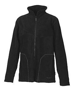 FLEECE JACKA WNS K555 BLACK