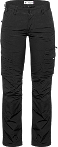 Duty Pocket Pants - Svart