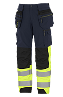 THS TOOL POCKET TROUSERS, 4-WAY STRETCH, CL 1