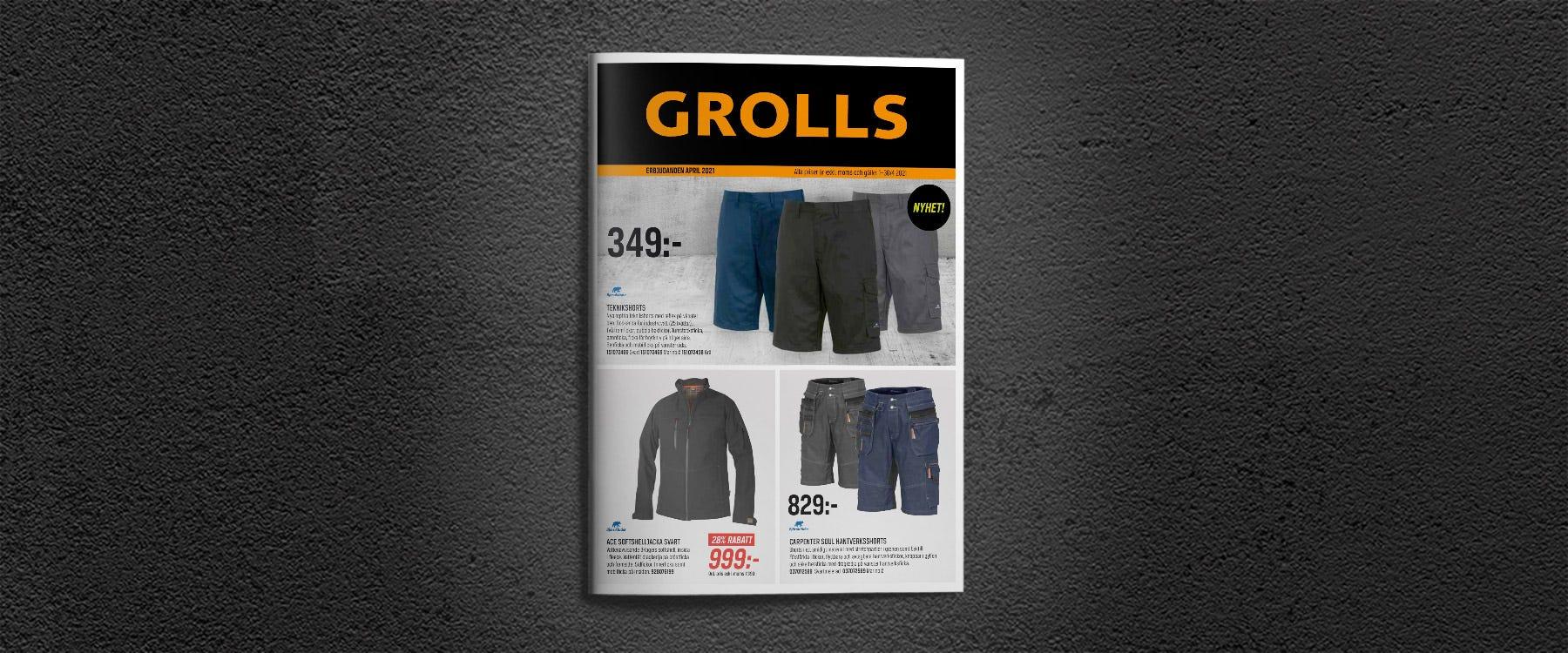 Grollsbladet april