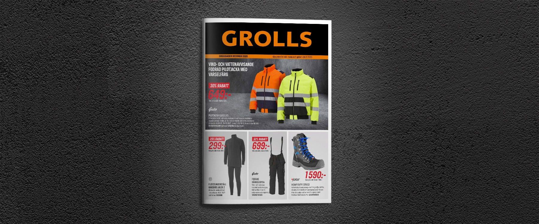 Grollsbladet December