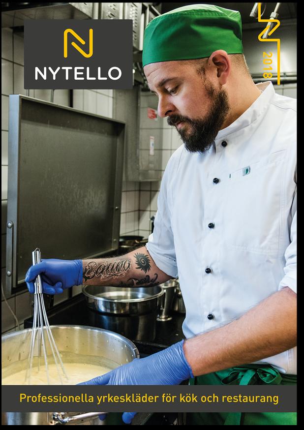 Nytello kök och restaurang katalog