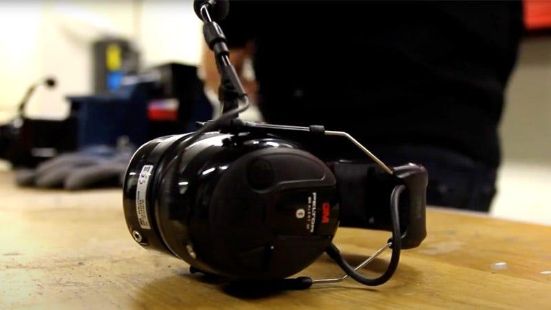 Hörselkåporna 3M PELTOR WS ALERT XPI